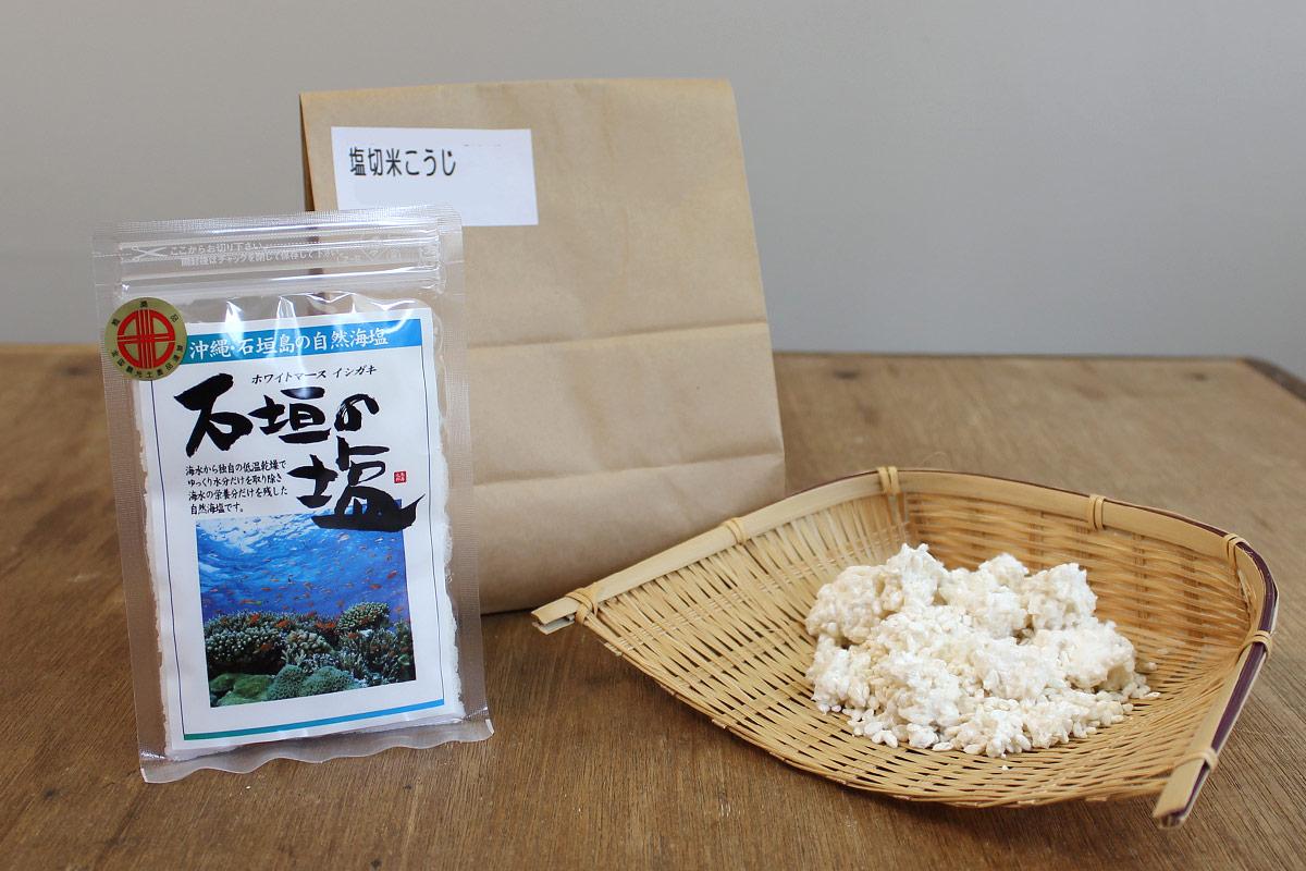 塩麹 手作りキット