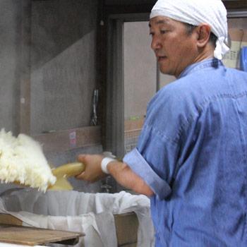 米麹ができるまで