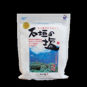天然塩 石垣の塩